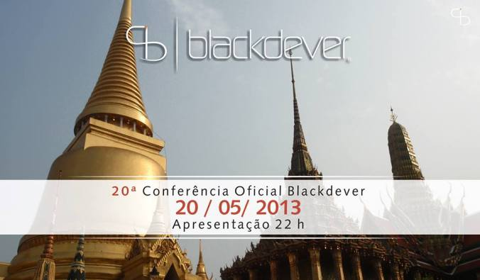 20ª Conferencia Blackdever - 20-05