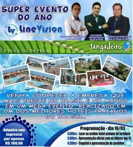 Super Evento LineVision no Jangadeiro
